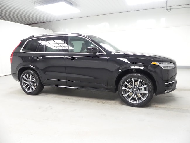 New 2019 Volvo XC90 T6 Momentum SUV For Sale/Lease East Swanzey, NH