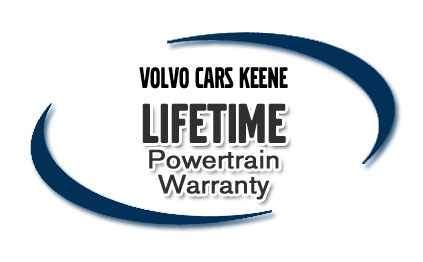 Lifetime Powertrain Warranty >> Volvo Of Keene Free 100k Powertrain Coverage On New Volvos