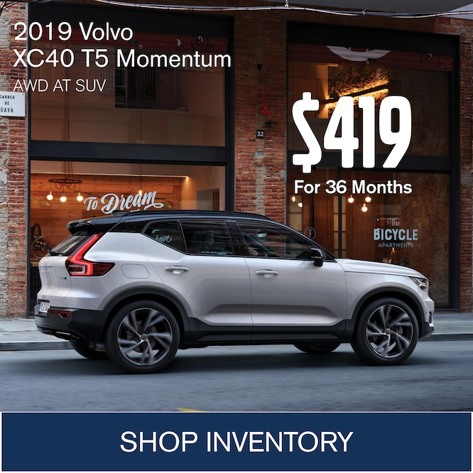 Suv Lease Specials >> Lease Specials Volvo Cars Keene
