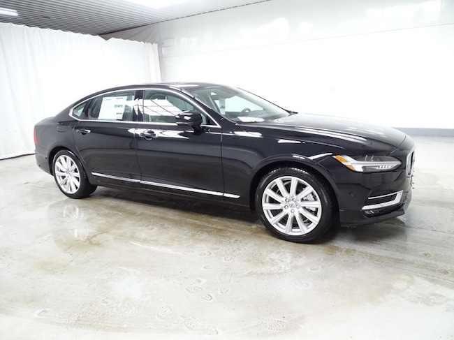 New 2018 Volvo S90 T6 AWD Inscription Sedan For Sale/Lease East Swanzey, NH