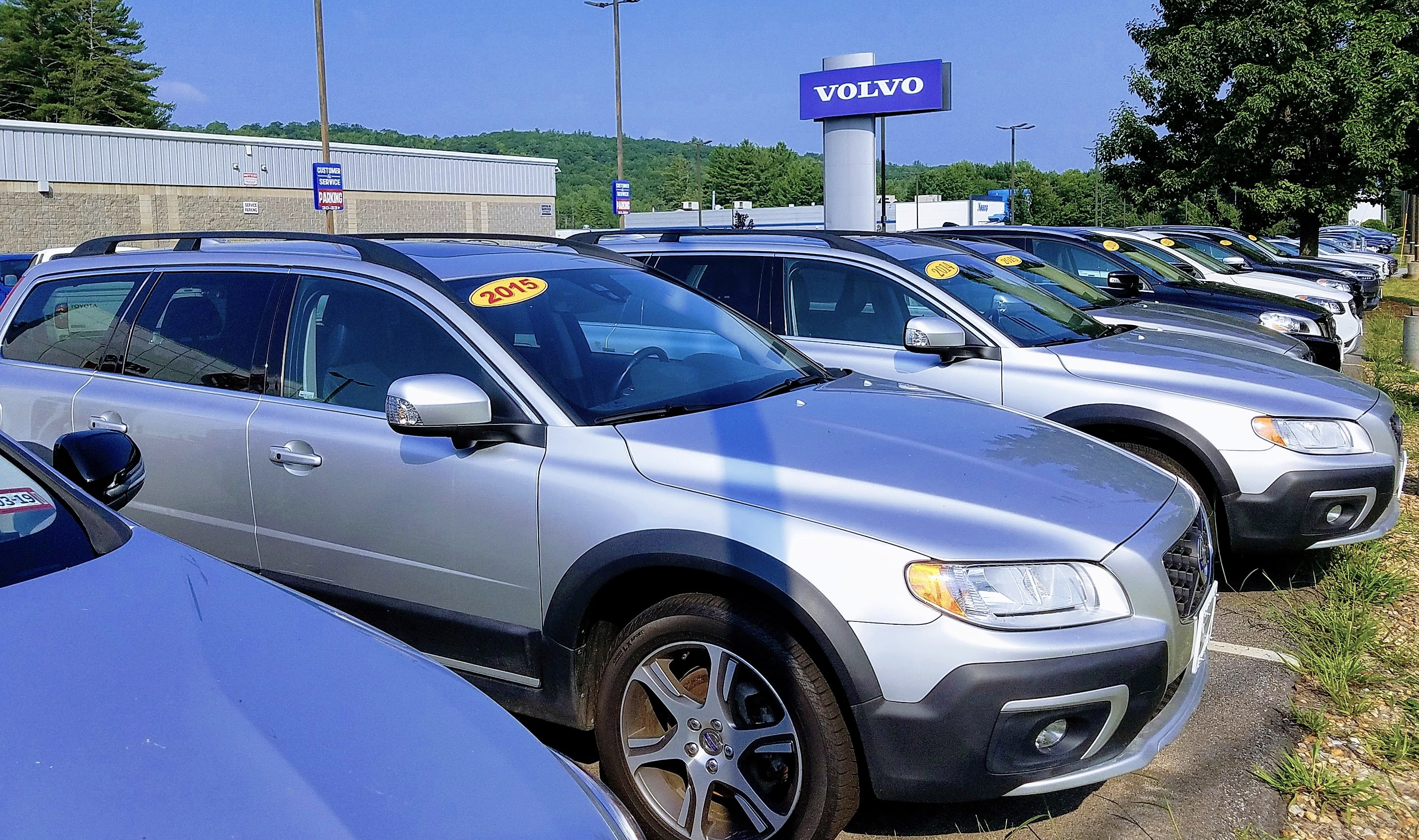 Volvo Dealers Nh >> Volvo Of Keene A Nh Volvo Dealer Benefits Of Volvo Certified