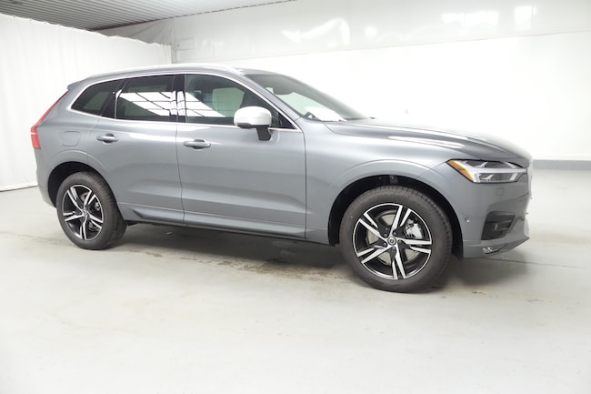 New 2019 Volvo XC60 T6 R-Design SUV For Sale/Lease East Swanzey, NH