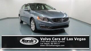 New 2017 Volvo V60 T5 Premier Wagon for sale in Las Vegas