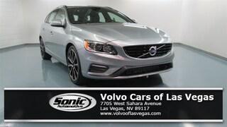 New 2017 Volvo V60 T5 Dynamic Wagon for sale in Las Vegas