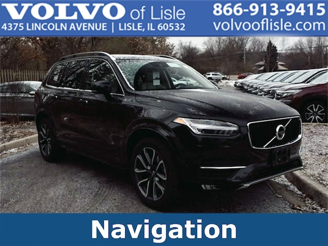 New 2019 Volvo XC90 T6 Momentum SUV V90281 for sale in Lisle, IL