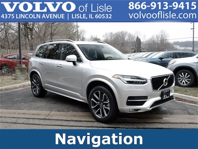 New 2019 Volvo XC90 For Sale at Volvo Cars Lisle   VIN: YV4A22PK0K1425827