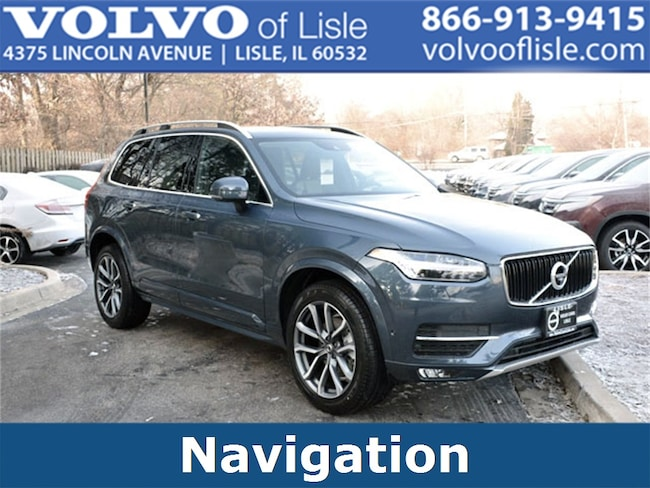 New 2019 Volvo XC90 T6 Momentum SUV V90298 for sale in Lisle, IL