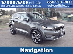 New 2019 Volvo XC40 T5 Inscription SUV V90508 in Lisle, IL