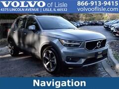 New 2019 Volvo XC40 T4 Momentum SUV V90223 in Lisle, IL