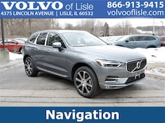 New 2019 Volvo XC60 T5 Inscription SUV V90413 in Lisle, IL