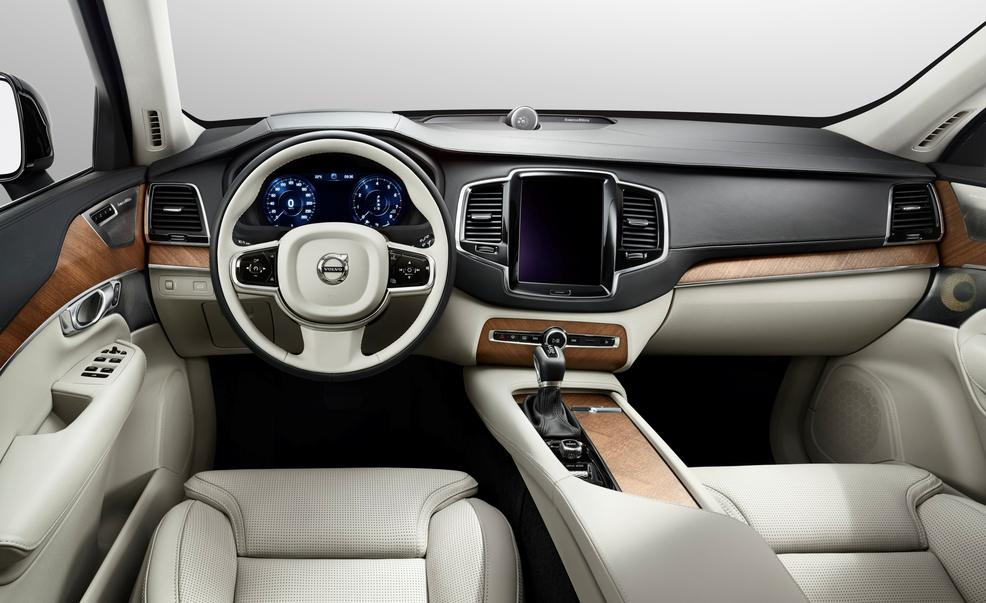 2016 Volvo XC90 - Trims and Packages | Volvo Cars Lisle