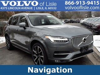 New 2019 Volvo XC90 T6 Inscription SUV V90275 in Lisle, IL