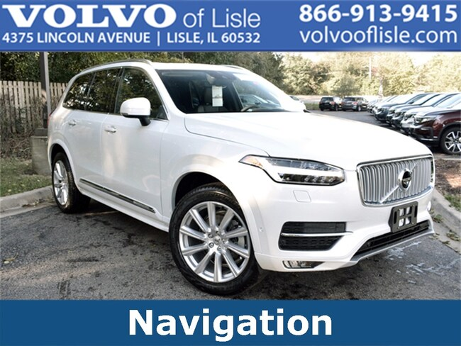 New 2019 Volvo XC90 T6 Inscription SUV V90209 for sale in Lisle, IL
