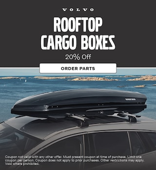 Rooftop Cargo Boxes