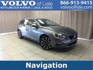 New 2018 Volvo V60 T5 Dynamic Wagon V80109 in Lisle, IL