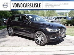 New 2019 Volvo XC60 Hybrid T8 Inscription SUV V90624 in Lisle, IL