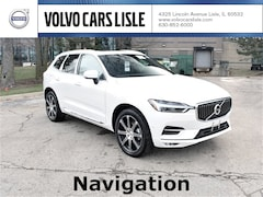 New 2019 Volvo XC60 T5 Inscription SUV V90477 in Lisle, IL