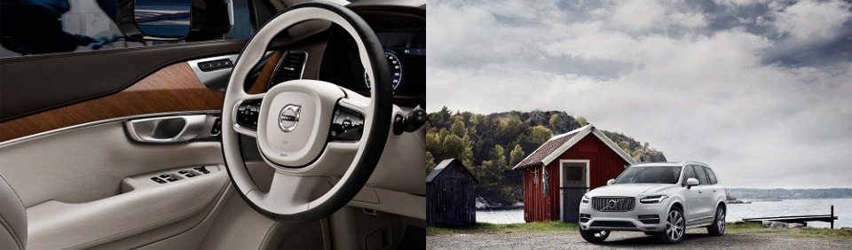 2019 Volvo XC90 Interior and Exterior
