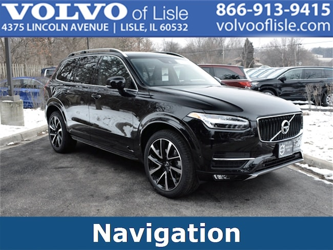 New 2019 Volvo XC90 T6 Momentum SUV V90355 for sale in Lisle, IL