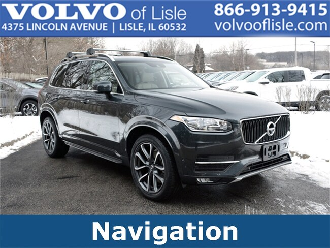 Used 2016 Volvo XC90 T6 Momentum SUV For sale in Lisle, IL
