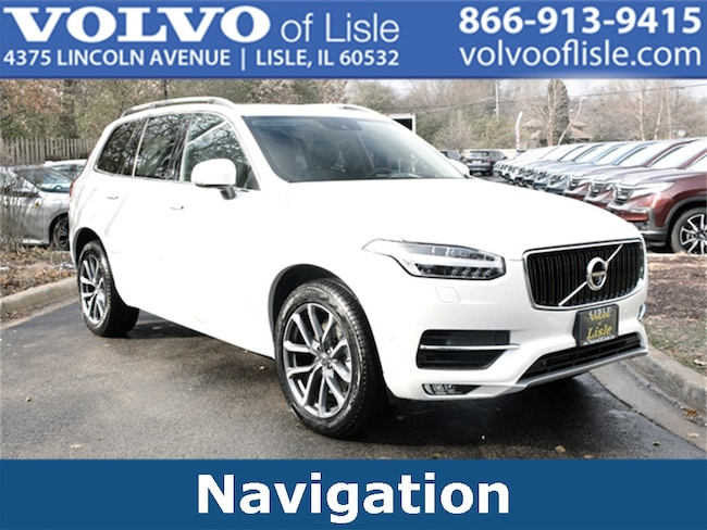 New 2019 Volvo XC90 T6 Momentum SUV V90258 for sale in Lisle, IL