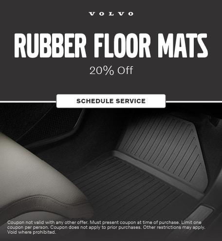 Rubber Floor Mats Special