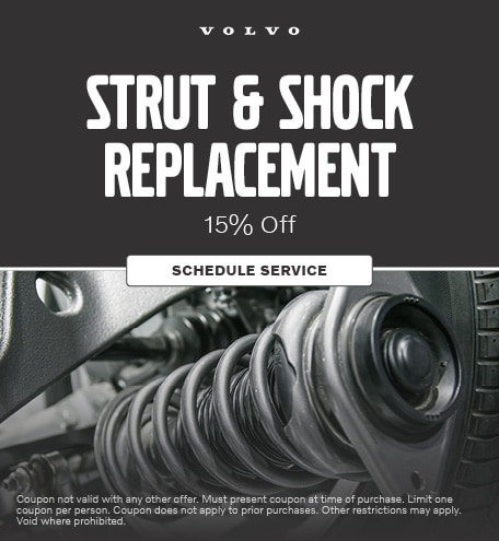 Strut & Shock Replacement Special