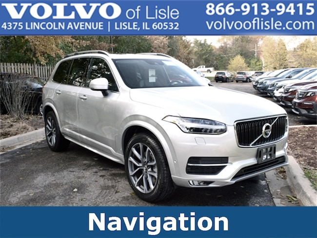 New 2019 Volvo XC90 T6 Momentum SUV V90245 for sale in Lisle, IL