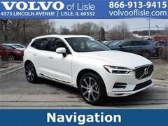 New 2019 Volvo XC60 T5 Inscription SUV V90494 in Lisle, IL