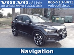 New 2019 Volvo XC40 T5 Inscription SUV V90504 in Lisle, IL