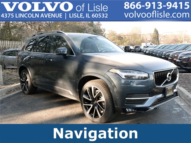 New 2019 Volvo XC90 T6 Momentum SUV V90271 for sale in Lisle, IL