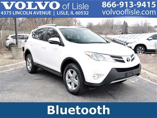 Used 2013 Toyota RAV4 XLE SUV For sale in Lisle, IL