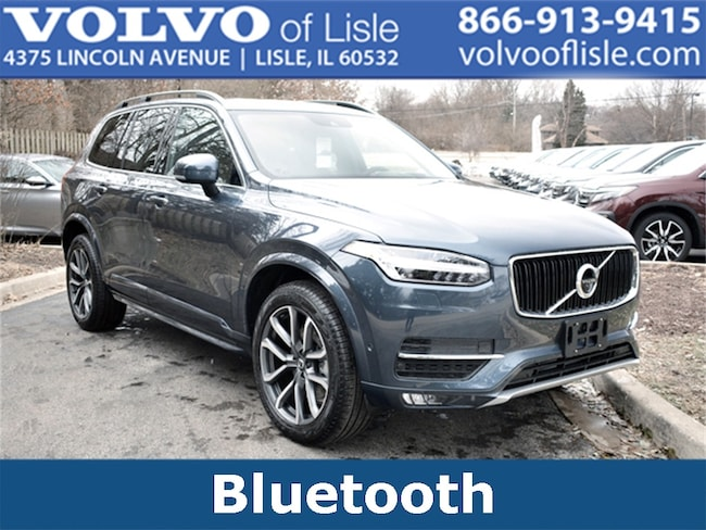 New 2019 Volvo XC90 T6 Momentum SUV V90283 for sale in Lisle, IL