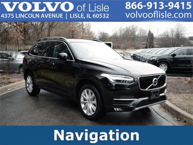 New 2019 Volvo XC90 T6 Momentum SUV V90315 for sale in Lisle, IL