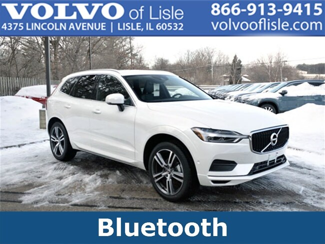 New 2019 Volvo XC60 T5 Momentum SUV V90414 for sale in Lisle, IL