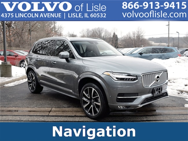 New 2019 Volvo XC90 T6 Inscription SUV V90405 for sale in Lisle, IL