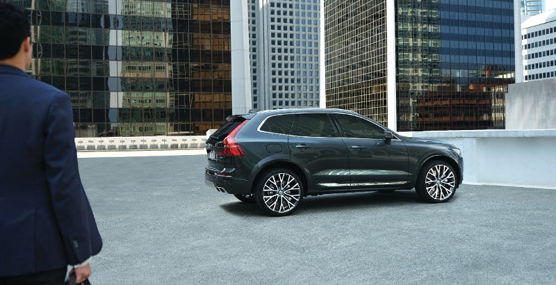 2019 Volvo XC60 Lease Deal