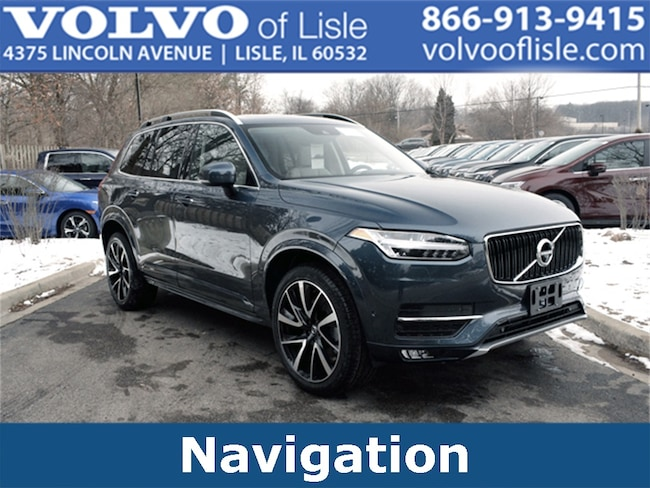 New 2019 Volvo XC90 T6 Momentum SUV V90371 for sale in Lisle, IL