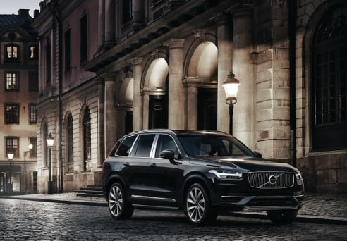 2019 Volvo XC90 Engines