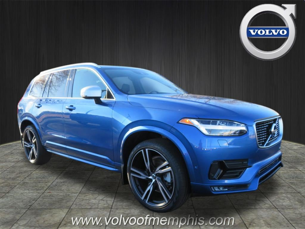 New 2019 Volvo XC90 T6 R-Design SUV for sale in Memphis, TN
