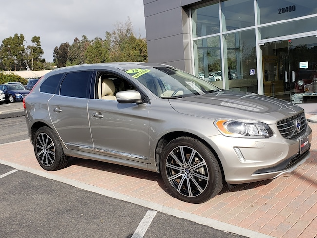 2015 Volvo XC60 T6 Platinum W/TEK/Blis/Navigation SUV