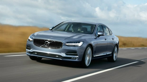 2017 Volvo S90 dealer near Irvine