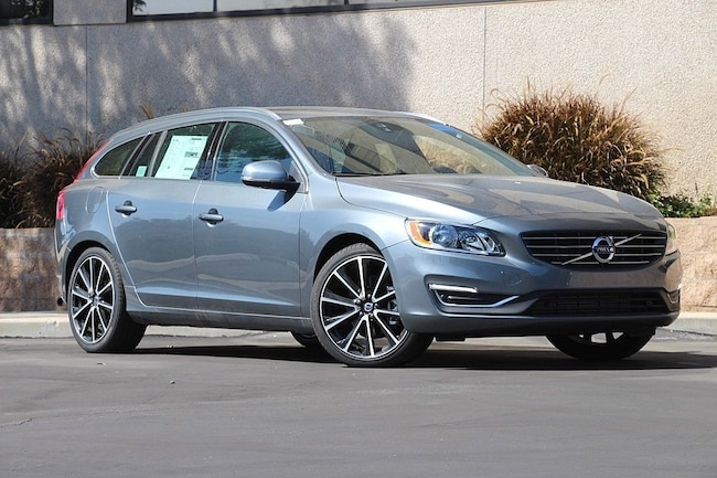 New 2017 Volvo V60 T5 Premier Wagon in Mission Viejo, CA
