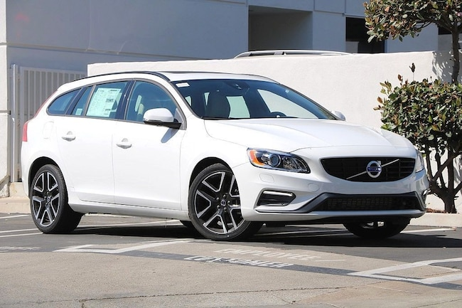 New 2017 Volvo V60 T5 Dynamic Wagon in Mission Viejo, CA