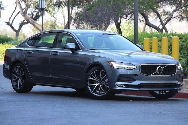 New 2019 Volvo S90 T5 Momentum Sedan in Mission Viejo, CA