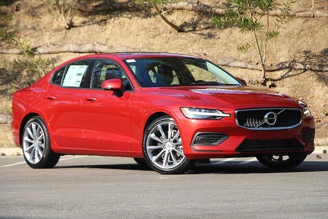 New 2019 Volvo S60 T5 Momentum Sedan in Mission Viejo, CA