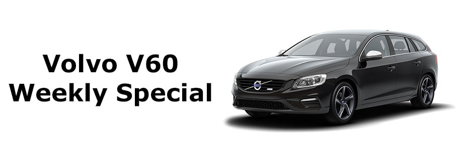 Volvo V60 Lease and Purchase Specials in Orange County CA