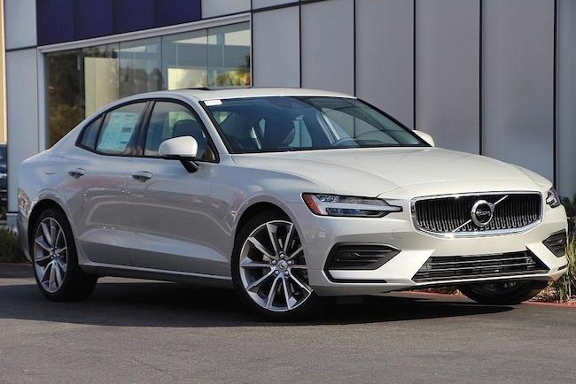 New 2019 Volvo S60 T5 Momentum Sedan in Mission Viejo, CA