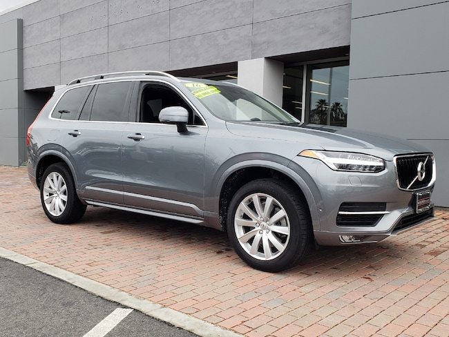 Pre-Owned 2016 Volvo XC90 T5 Momentum AWD/Navi/Convenience/Vision/Climate/Mo SUV in Mission Viejo, CA