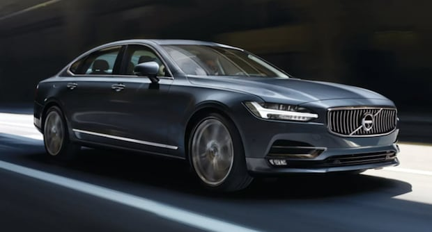 2018 Volvo S90 available in Orange County